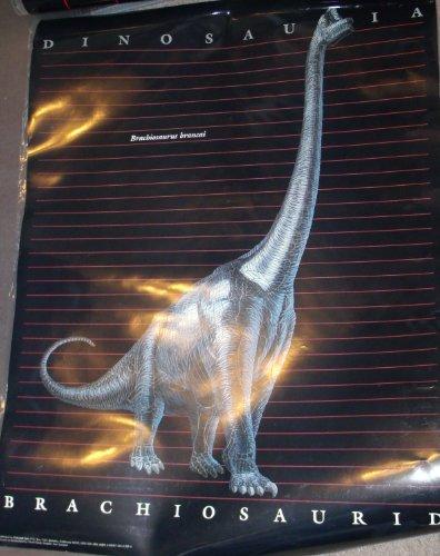 Brachiosaurus (Dinosaur With Skeleton That Glows in the Dark)