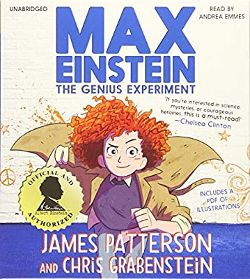 Max Einstein: The Genius Experiment: James Patterson, Chris ...