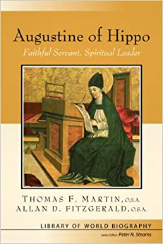 Book Augustine of Hippo Library of World Biography Series