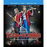 Yoga Hosers [Blu-ray][DVD][DIGITAL HD]
