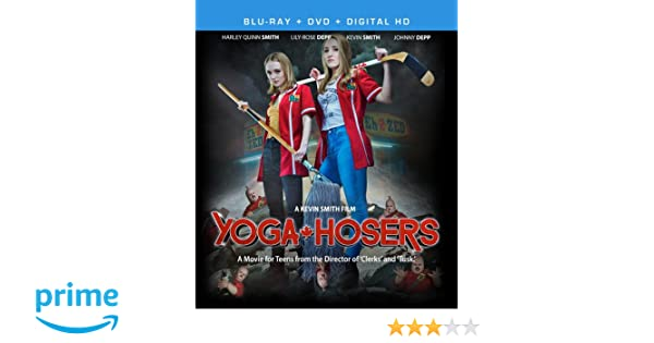 Yoga Hosers Edizione: Stati Uniti Italia Blu-ray: Amazon.es ...