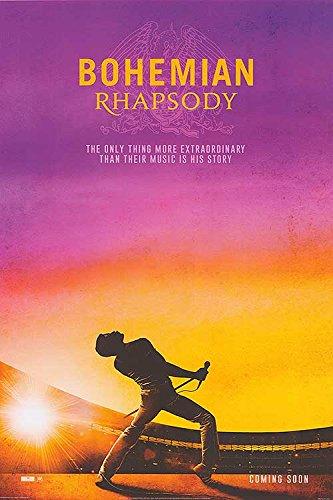Bohemian Rhapsody - Authentic Original 27' x 40' Movie Poster
