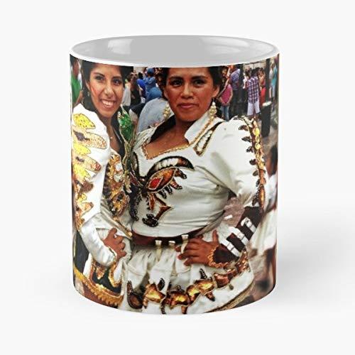Bolivia Valencia Spain - Coffee Mugs Unique Ceramic Novelty Cup