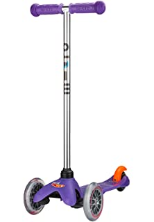 Amazon.com: Micro Kickboard Micro Maxi Kick Scooter with T ...