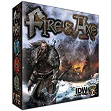 Fire and Axe Boardgame OOP