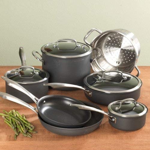 Cuisinart Hard Anodized 11-Pc. Cookware Set