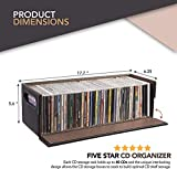 CD Storage Box with Powerful Magnetic Opening - CD