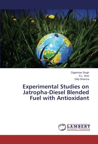 Experimental Studies on Jatropha-Diesel Blended Fuel with Antioxidant