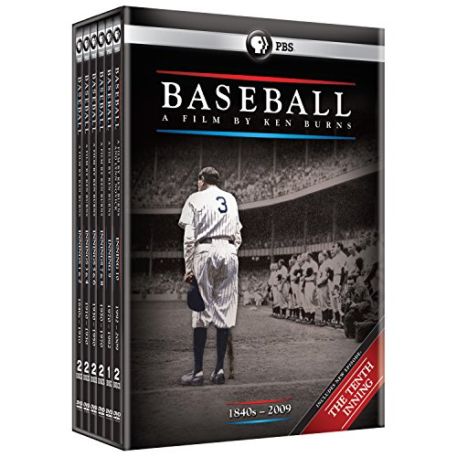 Baseball Film Burns Tenth Inning product image