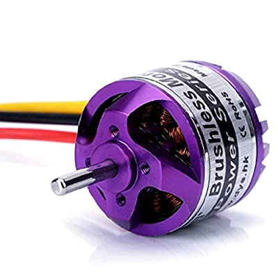 DYS D2830 1300KV Brushless Motor for Multicopters RC Plane Helicopter: Toys & Games