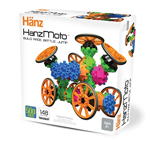(Hanz Innovations HanzMoto Model Kit)