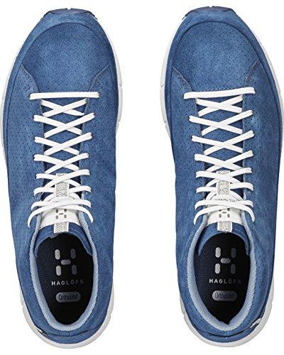 Haglöfs Smagan Mid - Chaussures - bleu Modèle 11,5 (46 2/3) 2017