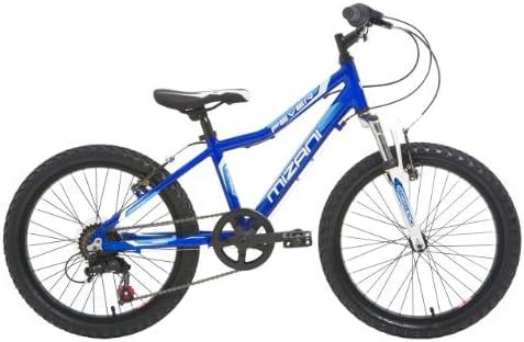 Mizani Cruz - Bicicleta Infantil MTB para niño, 5-7 años, Color ...