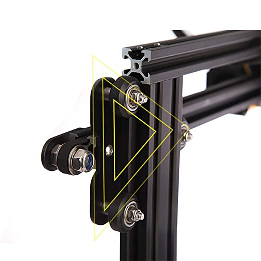 DM-DYJ Impresora 3D Casera, Tridimensional Estereoscópico Alta ...