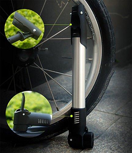 Haute Maison Mini Portable Équipement Basket Montagne Équitation Tube Gonflable Ruix De ball Bicyclette Gonfleur Vélo Pression wqC0TzB
