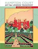 Hampton Court Art for London Transport Coloring Book