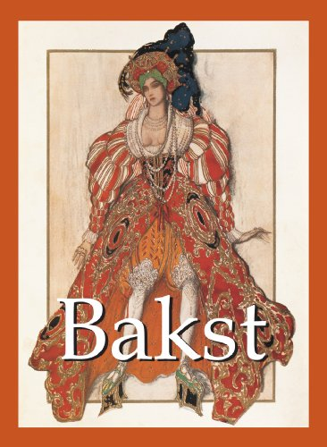 19th Century Ballet Costumes (Bakst (German Edition))