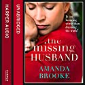 The Missing Husband Audiobook by Amanda Brooke Narrated by Julia Barrie