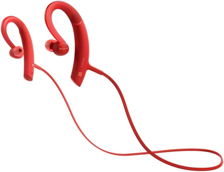 Sony MDRXB80BSR.CE7 - Auriculares Deportivos Bluetooth con Agarre ...