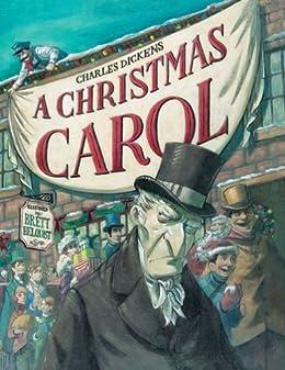A Christmas Carol by [Dickens, Charles]