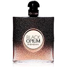 Black Opium Floral Shock by Yves Saint Laurent for Women - 3 oz EDP Spray