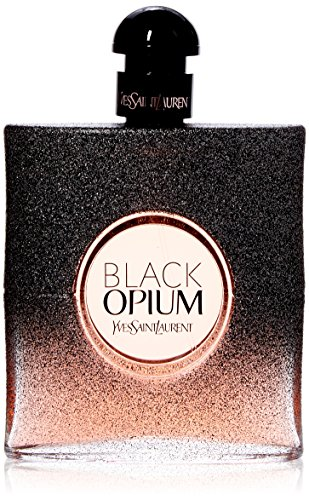 Black Opium Floral Shock by Yves Saint Laurent for Women - 3 oz EDP Spray