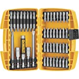 Tools & Hardware : DEWALT DW2166 45-Piece Screwdriving Set with Tough Case