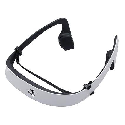 Amazon.com: Raking Bone Conduction Hearing Aids Wireless Stereo ...