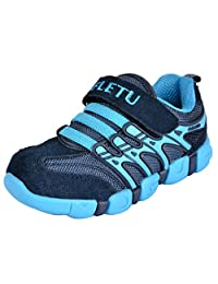 DADAWEN Boy's Girl's Sneakers Sport Running Shoes