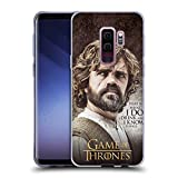 Official HBO Game of Thrones Tyrion Lannister Character Quotes Soft Gel Case for Samsung Galaxy S9+ / S9 Plus