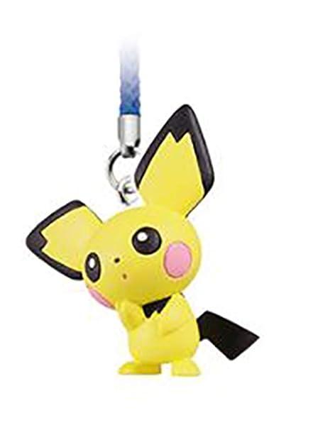 Amazon.com: Pokemon I Choose You Movie 21st Pichu Figura ...