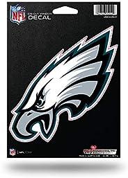 "Rico Industries RPFBPHIDCD NFL Eagles Philadelphia Medium Die Cut Decal, 9"" x 5"" x 0.2&q"