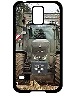 2015 New Cute Fendt Tractor Samsung Galaxy S5 phone Case Cover 3931881ZH695955631S5 NBA Galaxy Case's Shop
