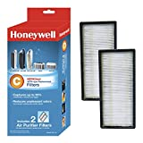 Appliances : Honeywell HEPAClean Air Purifier Replacement Filter 2 Pack, HRF-C2/Filter (C)