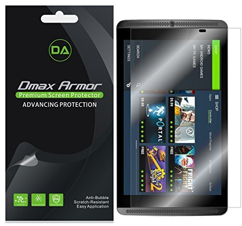 ... SHIELD Tablet / Tablet K1 Anti-Glare & Anti-Fingerprint Screen Protector - Lifetime Replacements Warranty- Retail Packaging: Computers & Accessories