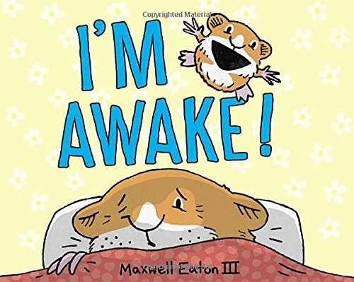 Book Cover: I'm Awake!