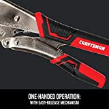 CRAFTSMAN CMHT81726 PLIERS 10IN LOCKING W-CUT