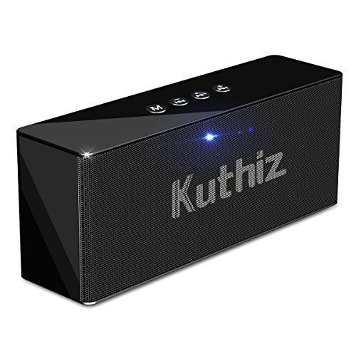 Portable Bluetooth Speakers, Kuthiz Wireless Speaker with Bl