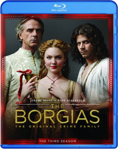 The Borgias: The Final Season (With DVD, 3 Pack, Widescreen, Subtitled, 3PC)