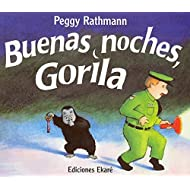 Buenas noches, Gorila / Goodnight Gorilla (Coleccion Ponte-Poronte) (Spanish Edition