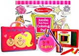 "Little Picaso ""I'm The Big Sister"" Coloring Book Gift Set"