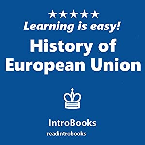 History of European Union Audiobook