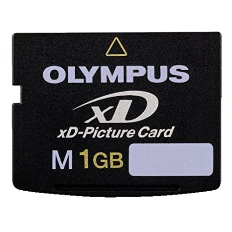 Olympus xD Picture Card 1 GB Tipo M Tarjeta de Memoria