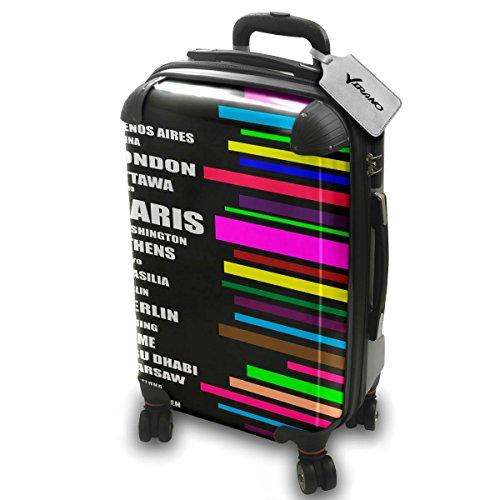 Comment choisir une valise originale mon bagage cabine - Comment ranger une valise ...