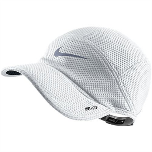 c258e92cad6a5 Unisex Nike Dri-Fit Mesh Daybreak Hat White   Reflective - Import It All