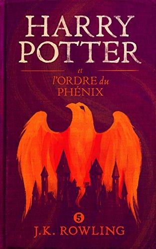 Amazon Com Harry Potter Et L Ordre Du Phenix French