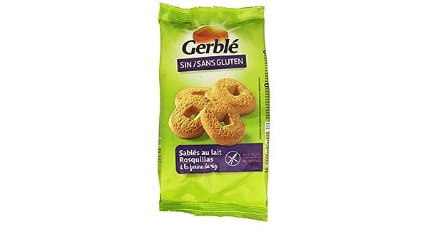 Gerblé - Rosquillas con harina de arroz - - 200 g: Amazon.es ...