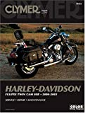 img - for Clymer Harley-Davidson: Fls/Fxs Twin Cam 88B : 2000-2003 book / textbook / text book