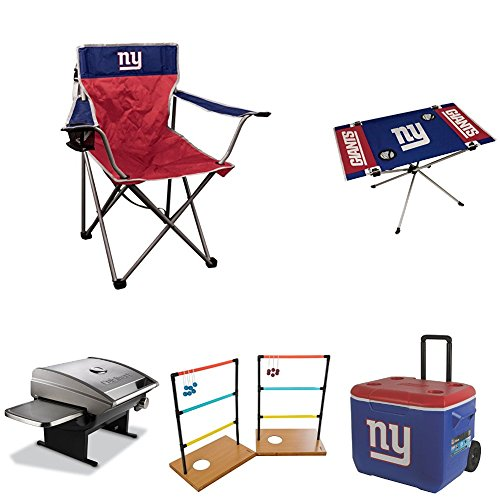 New York Giants Large Tailgate Package by Jarden Sports Licensing