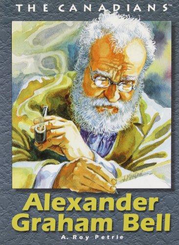 Alexander Graham Bell (The Canadians)